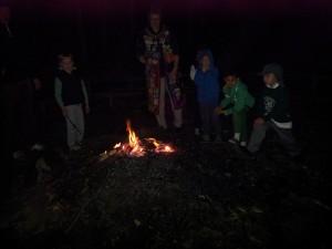 Joeys campfire