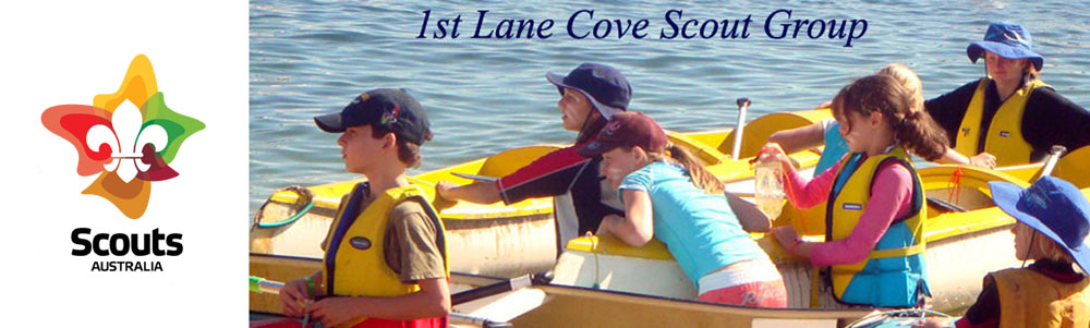 Ist Lane Cove Scout Group